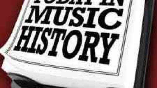 Today in Music History: 8th January