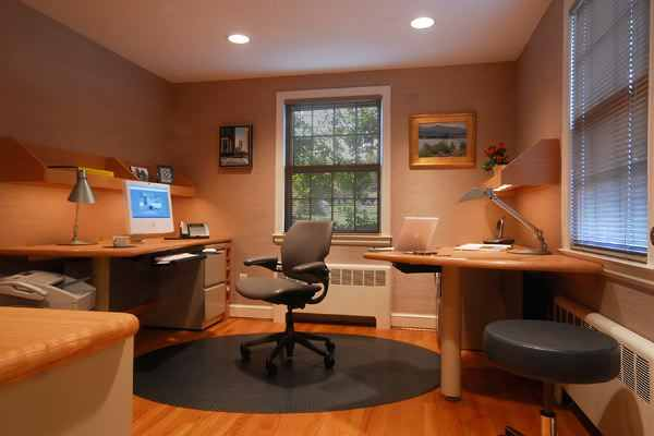 How to setup a home office on a limited budget teronga for Home office design ltd