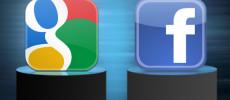 Silent Fight: Google vs Facebook