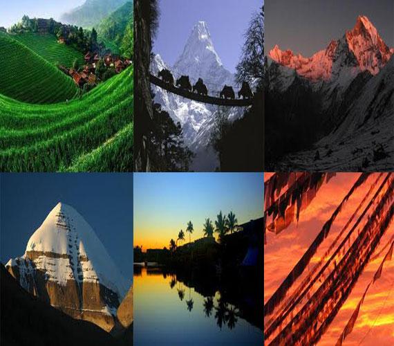 Beauties of Nepal