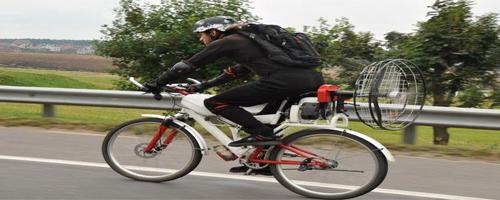 Fan-Bicycle