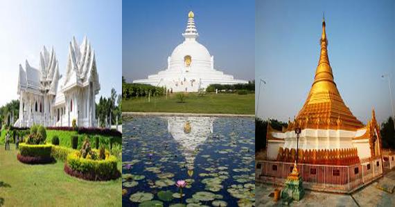 Lumbini-Budda view
