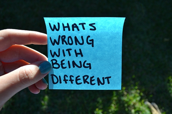The Art Of Being Different