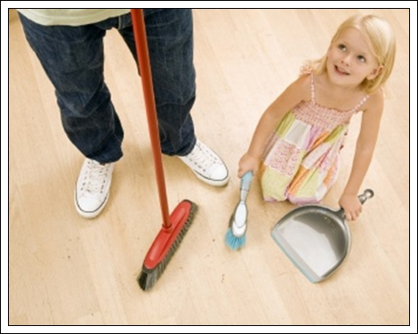 7 Ways To Make A Child Willing To Do Housework