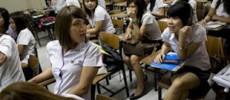 A University For Transgender Ladyboys: Thailand