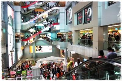 Mall at Bangkok
