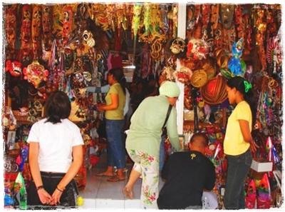 Sukawati Market Bali