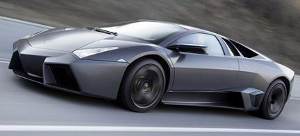 Rated Number 3 - Most Expensive Car 2012 - 2013
