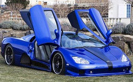 Rated Number 10 -  Most Expensive Car 2012 - 2013