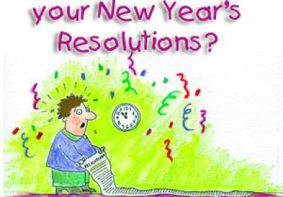 New Year's Resolutions: An Oath To Yourself