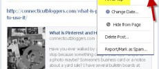 Facebook Group Admin Features: Pin Post & Group Posts marked as Seen